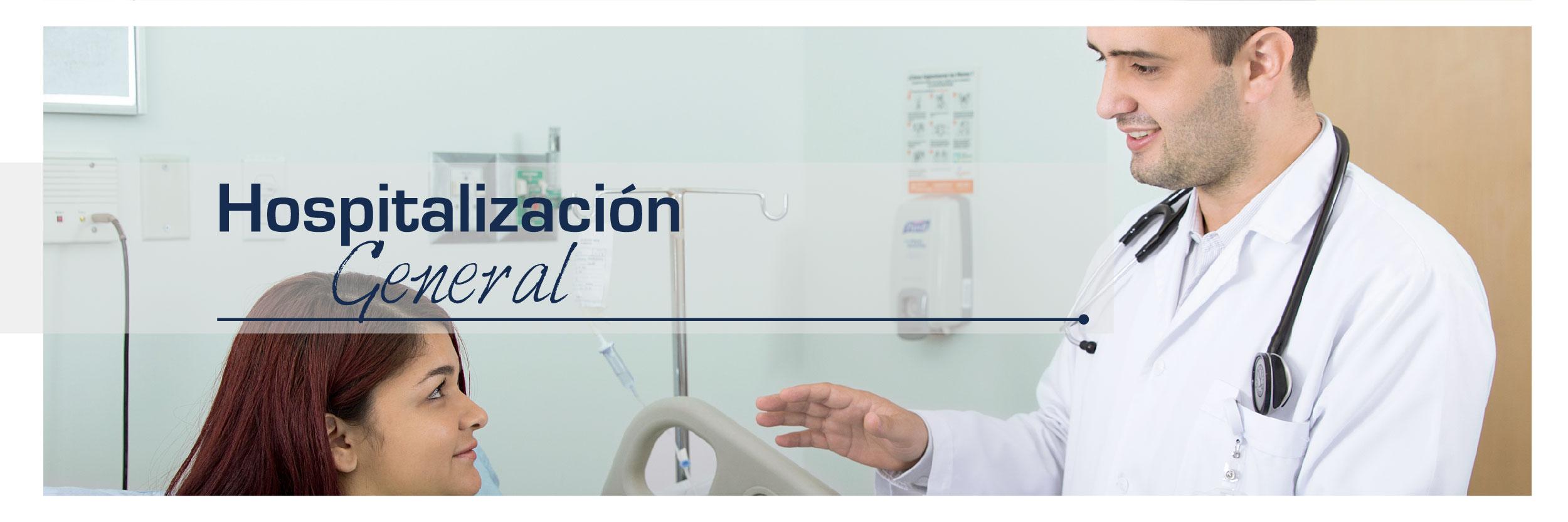 Hospitalización General