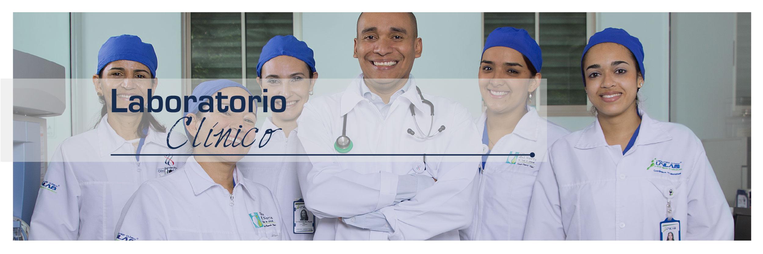 Laboratorio Clínico Especializado en la Clínica del Norte en Bello Antioquia