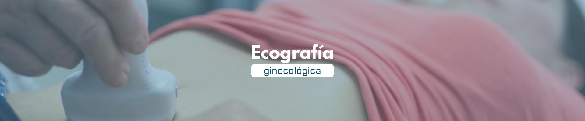 Ecografía ginecológica - Fundación Clínica del Norte
