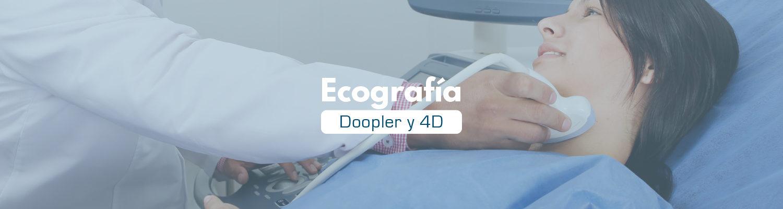 Ecografía Doopler y 4D - Fundación Clínica del Norte