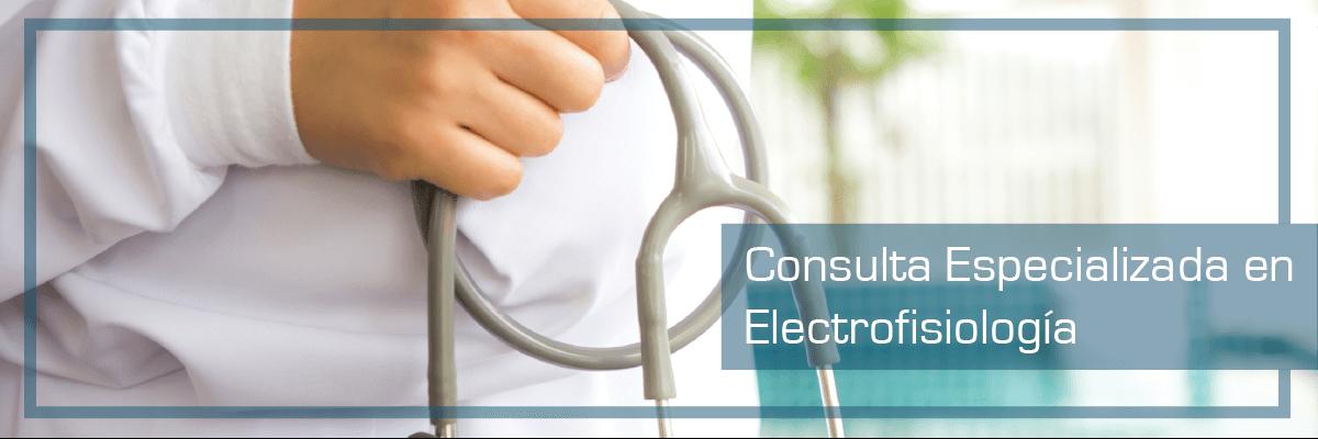 Consulta de electrofisiología particular