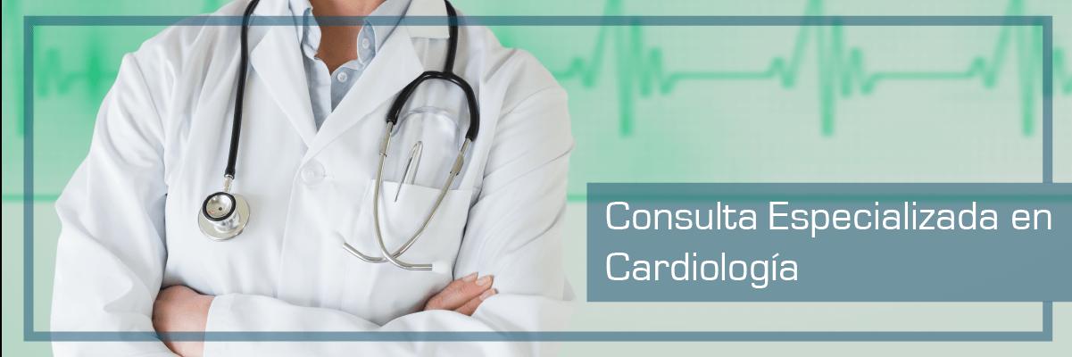 Consulta de cardiología particular