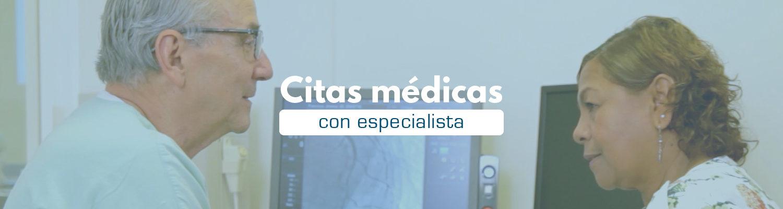 Citas médicas con especialista en Fundación Clínica del Norte