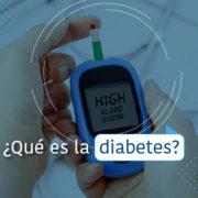 Persona con diabetes - Fundación Clínica del Norte