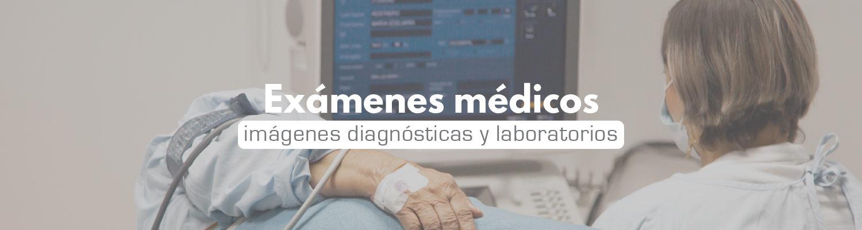 Exámenes médicos de imágenes diagnósticas y laboratorios en Fundación Clínica del Norte